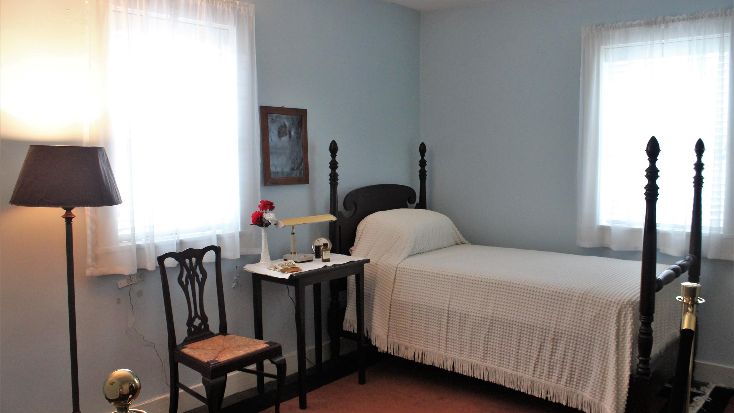 George Marshall's Bedroom