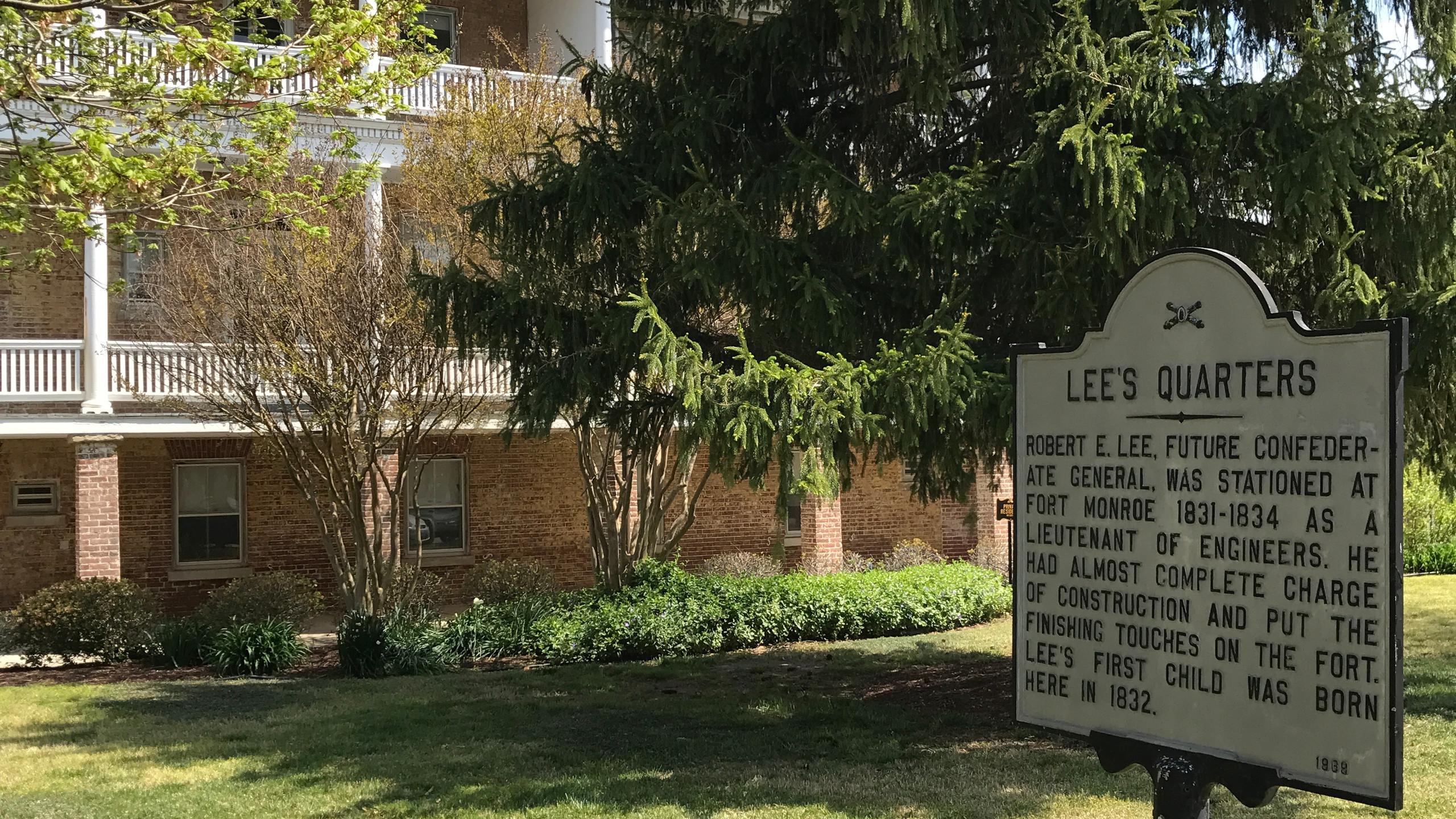 Robert E. Lee's Quarters