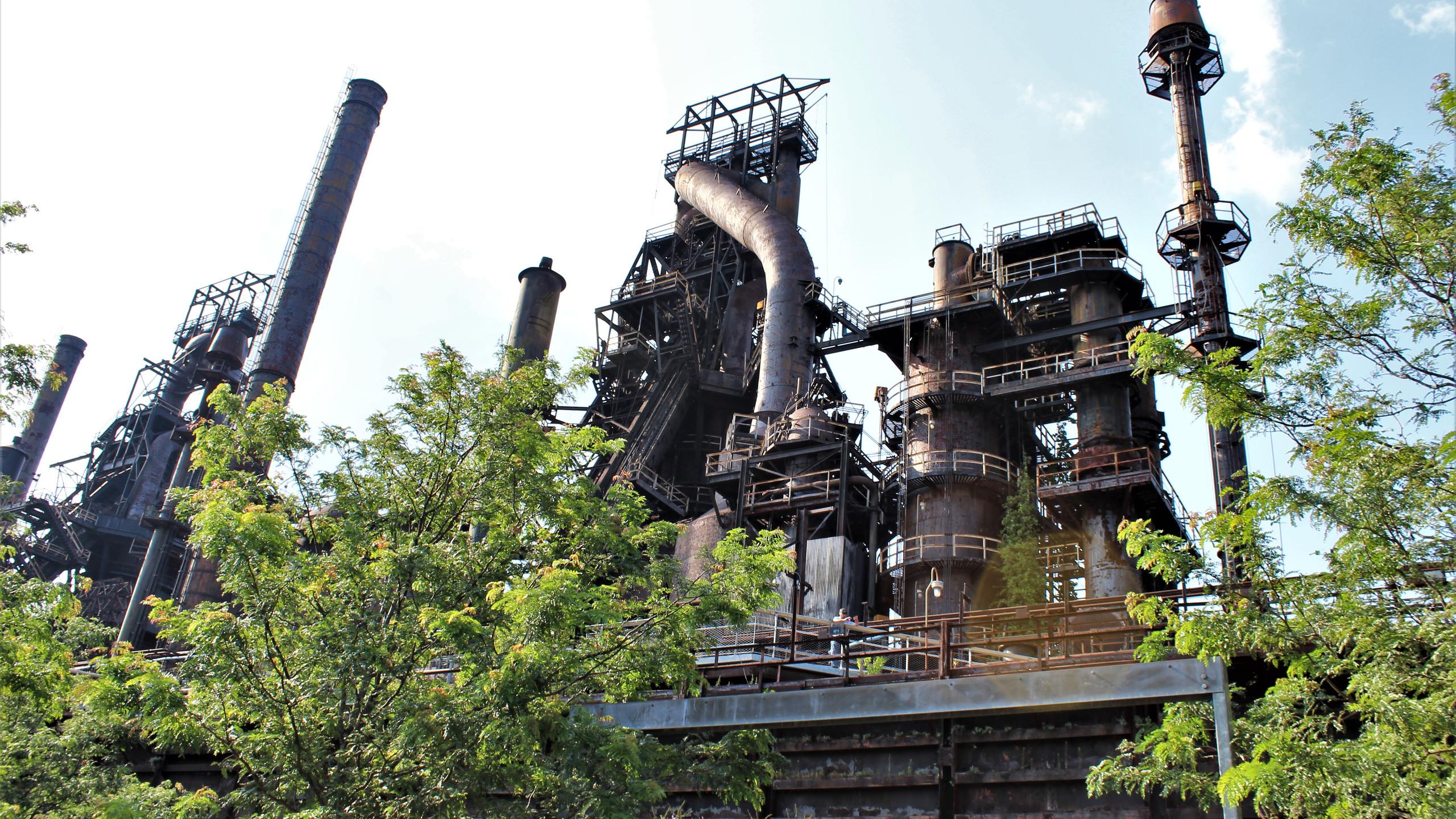 Blast Furnace Complex