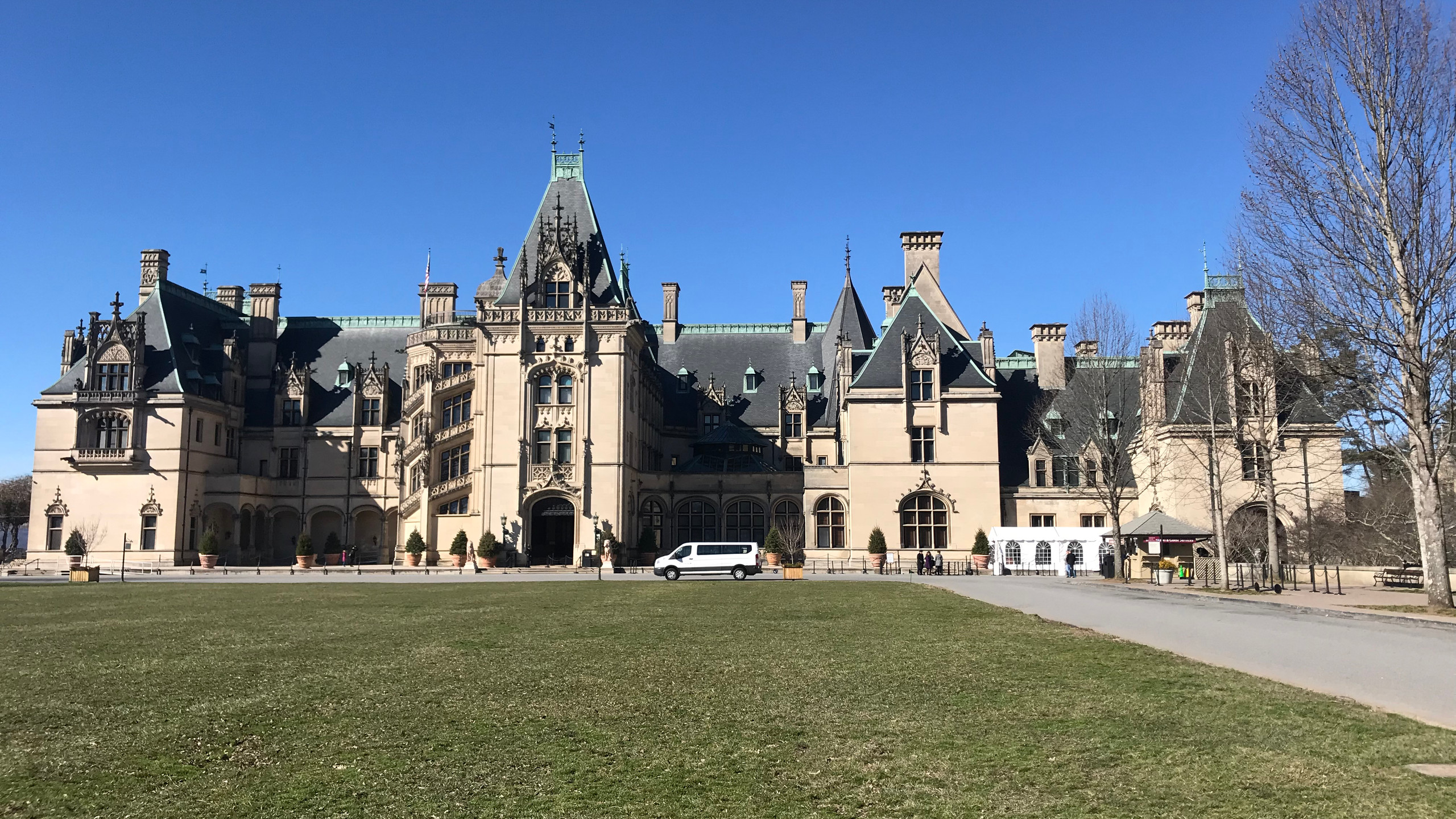 Another View of the Biltmore