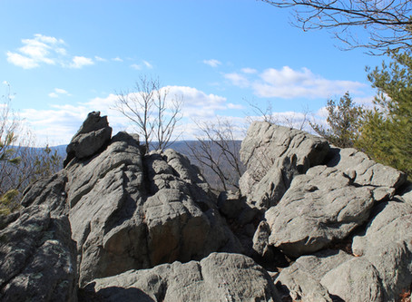 Pine Grove Furnace and Sunset Rocks Trail