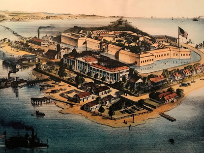Fort Monroe: Freedom's Fortress