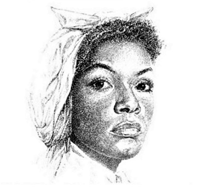 Depiction of Mary Bowser