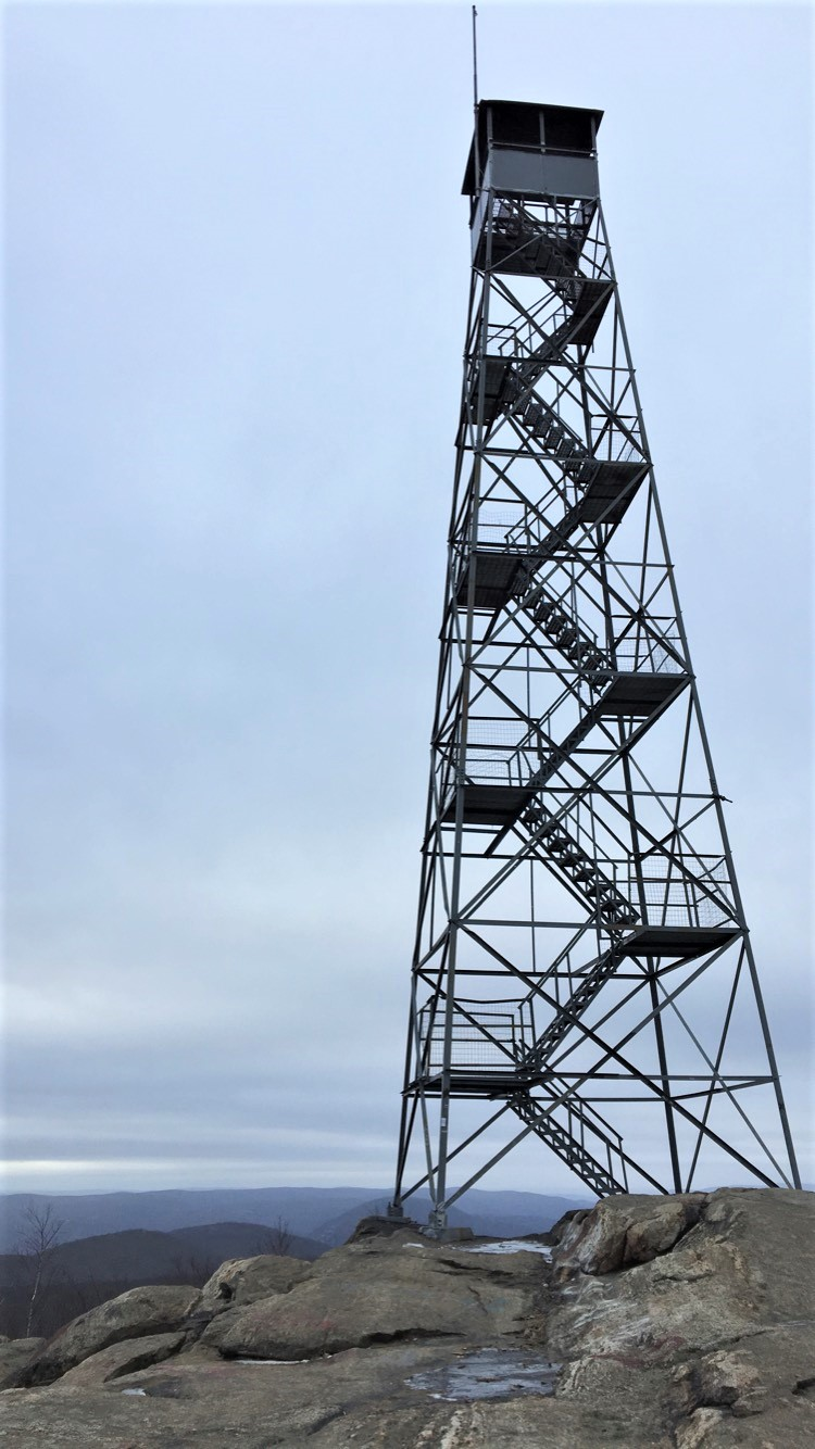 South Beacon Fire Tower