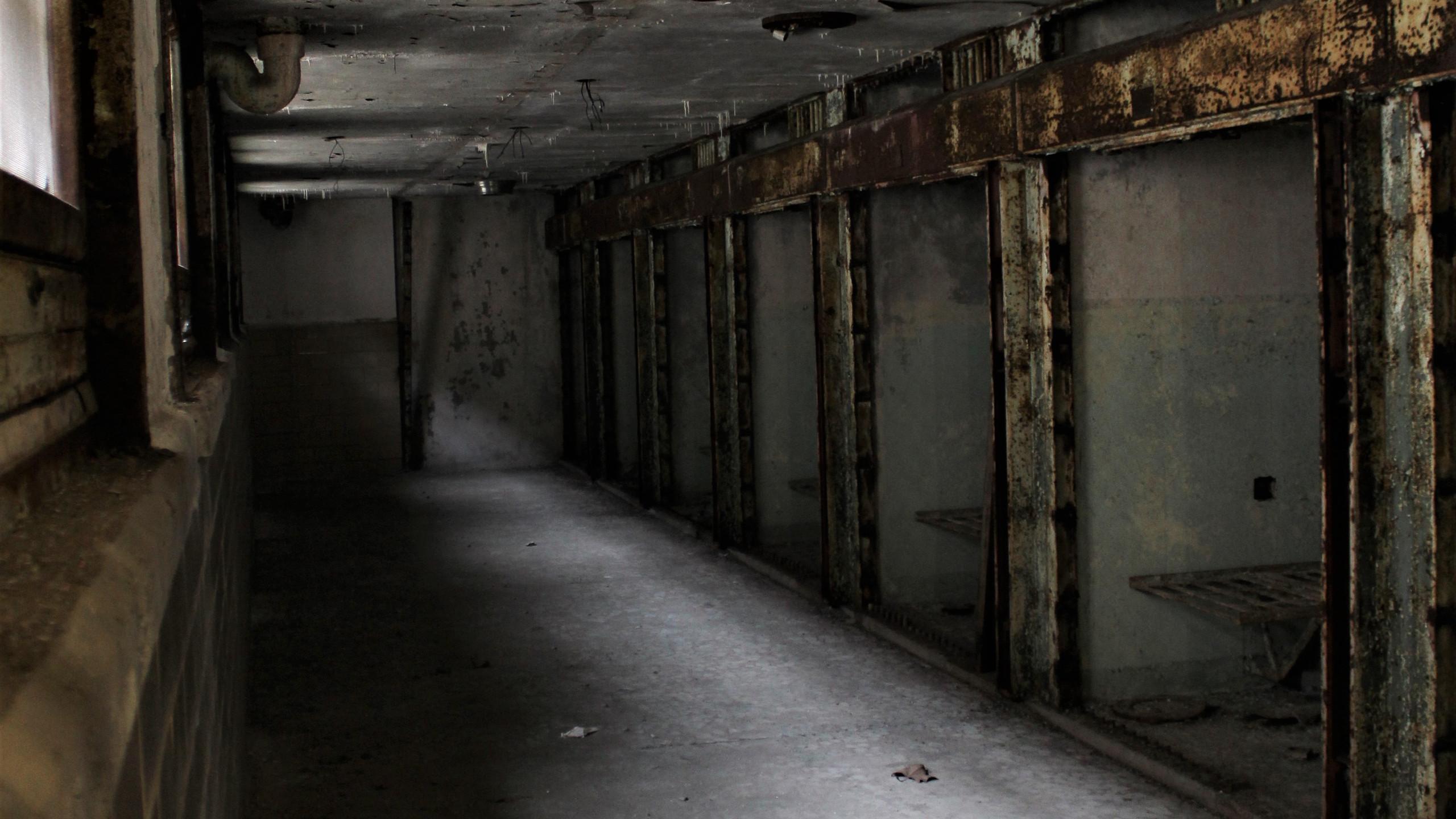 """Cellblock 15 """"Death Row"""""""