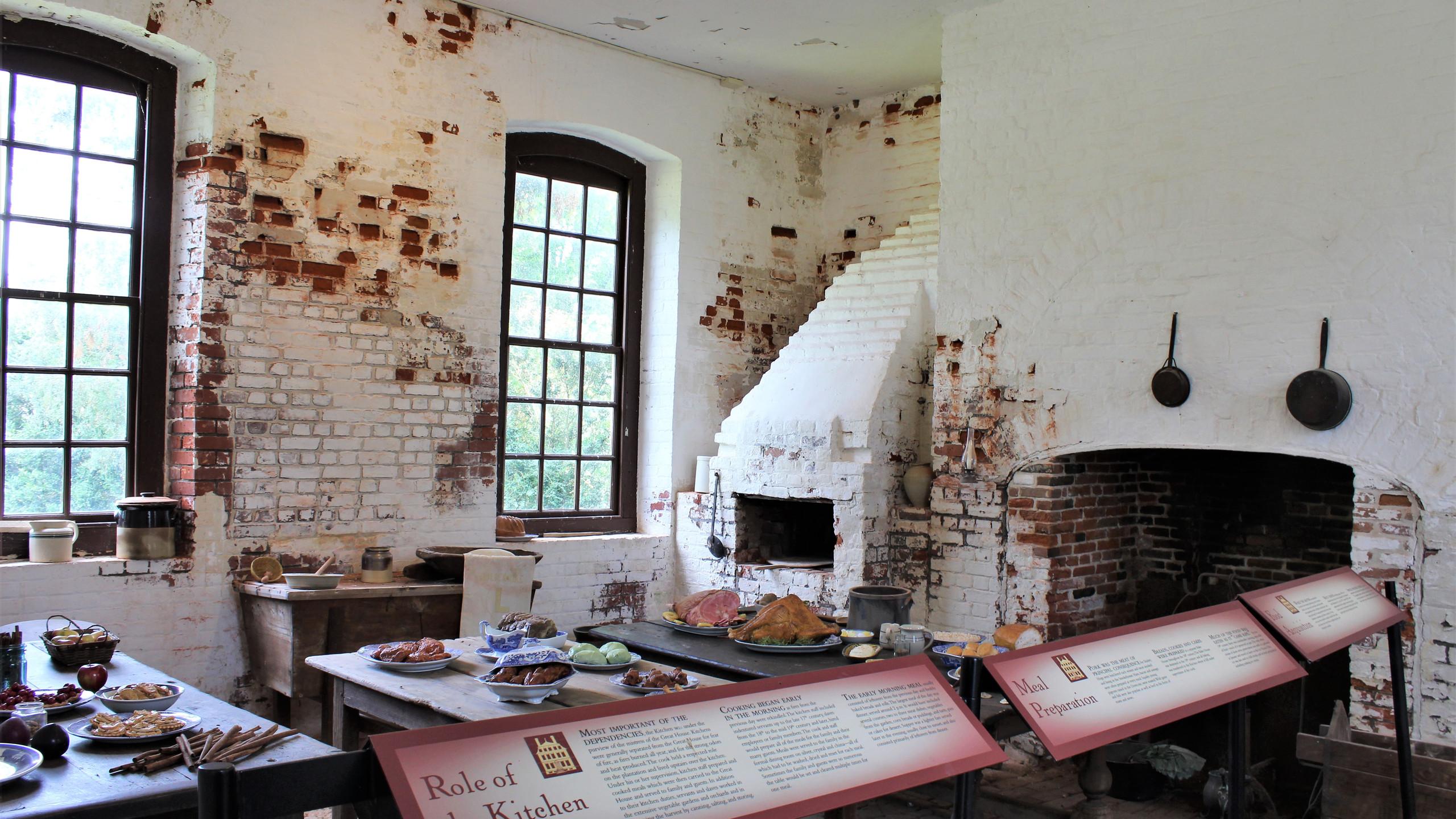 The Kitchen's Interior