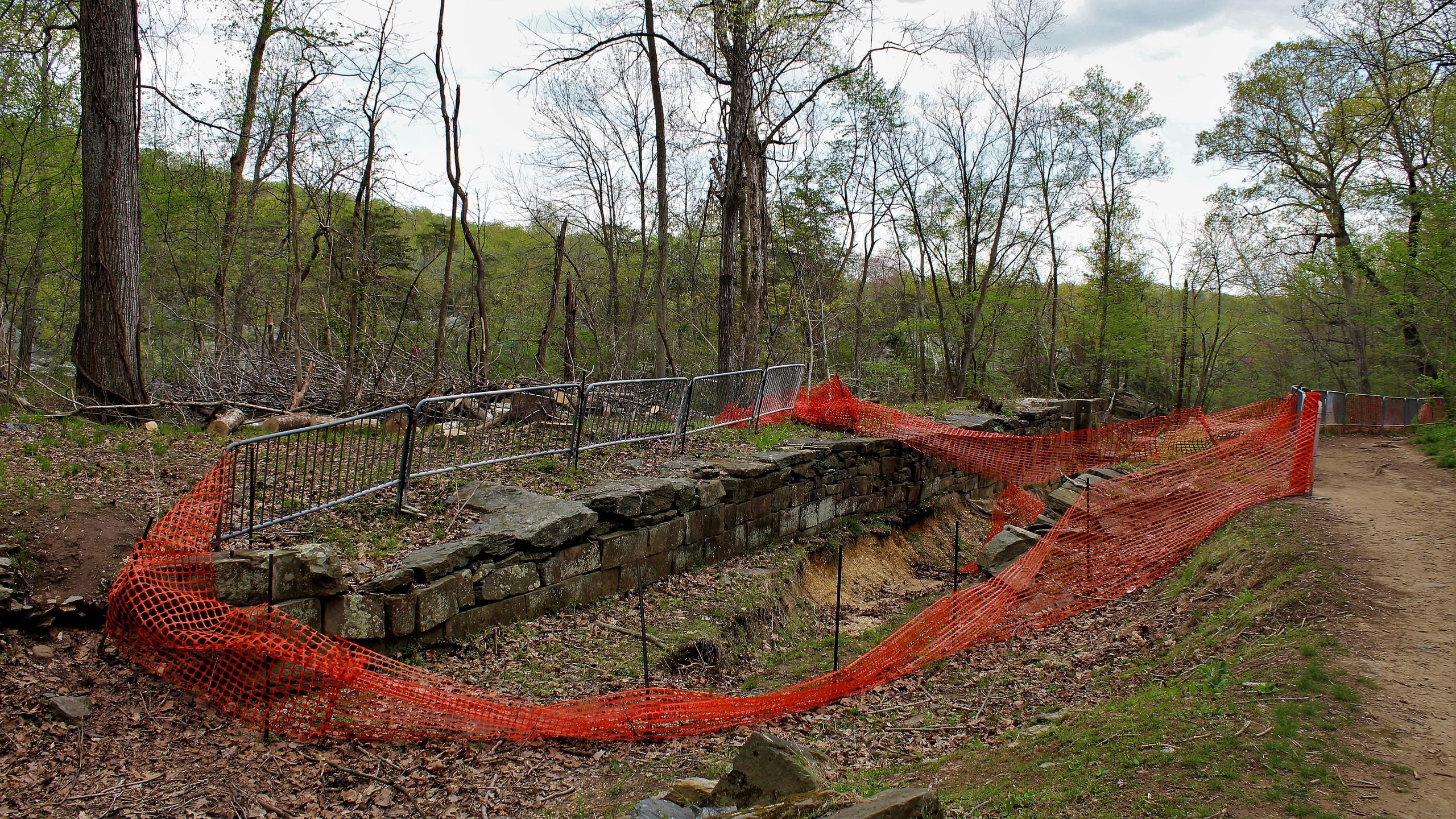 Erosion Eating Away at a Lock
