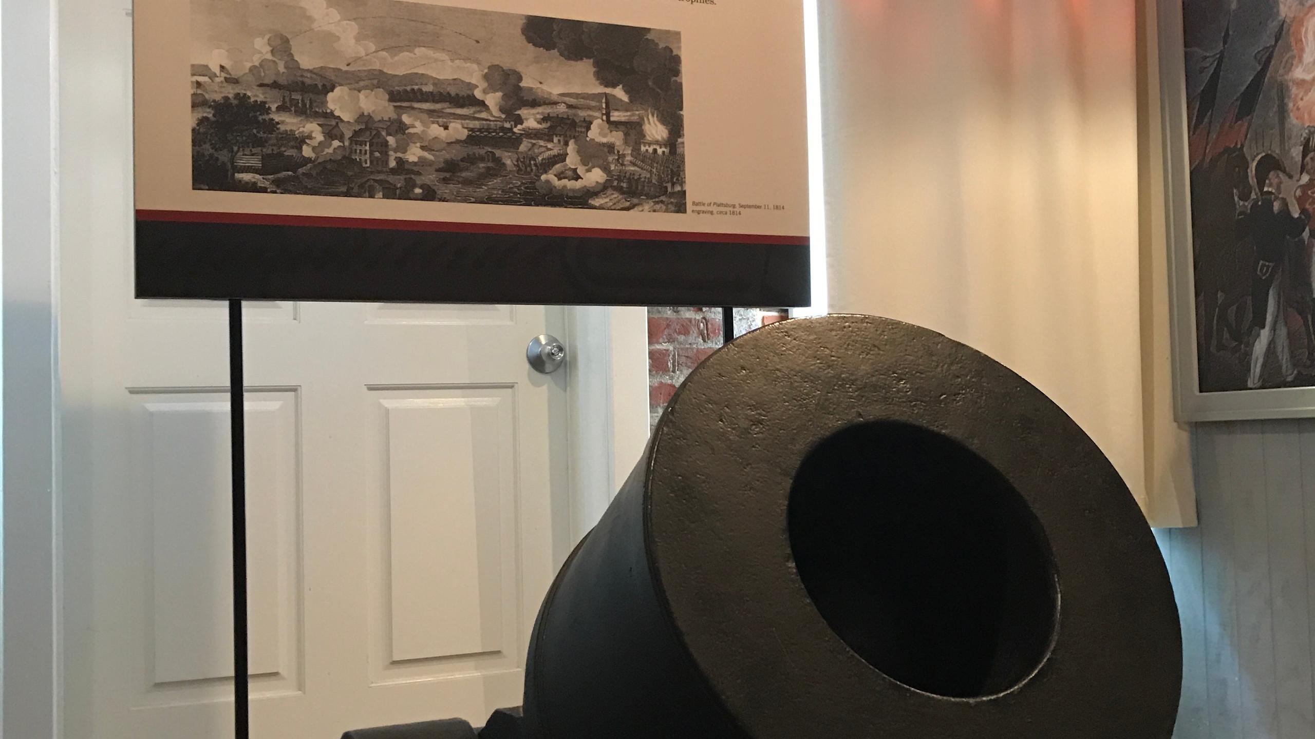 British 8-inch Siege Mortar