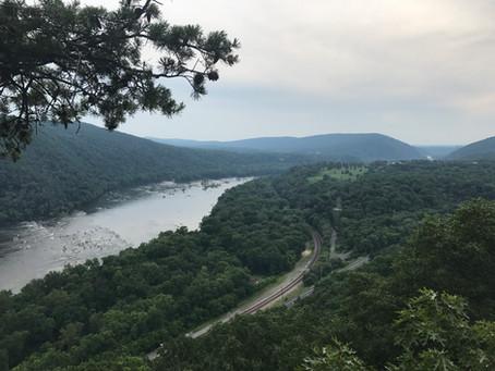 Trail Trials: Weverton Cliff