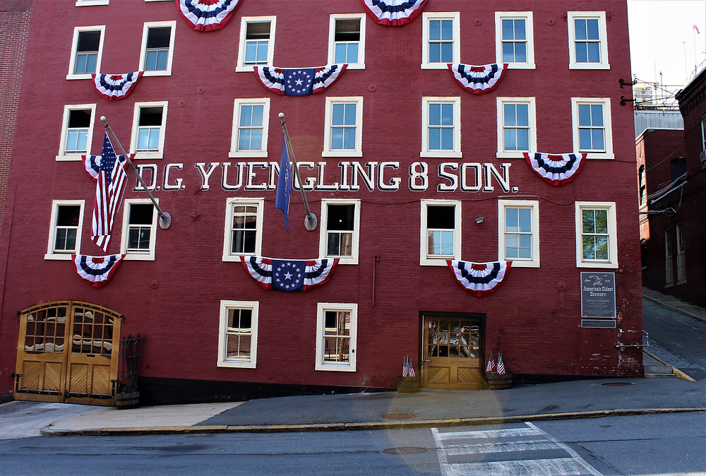 D.G. Yuengling and Son Brewery