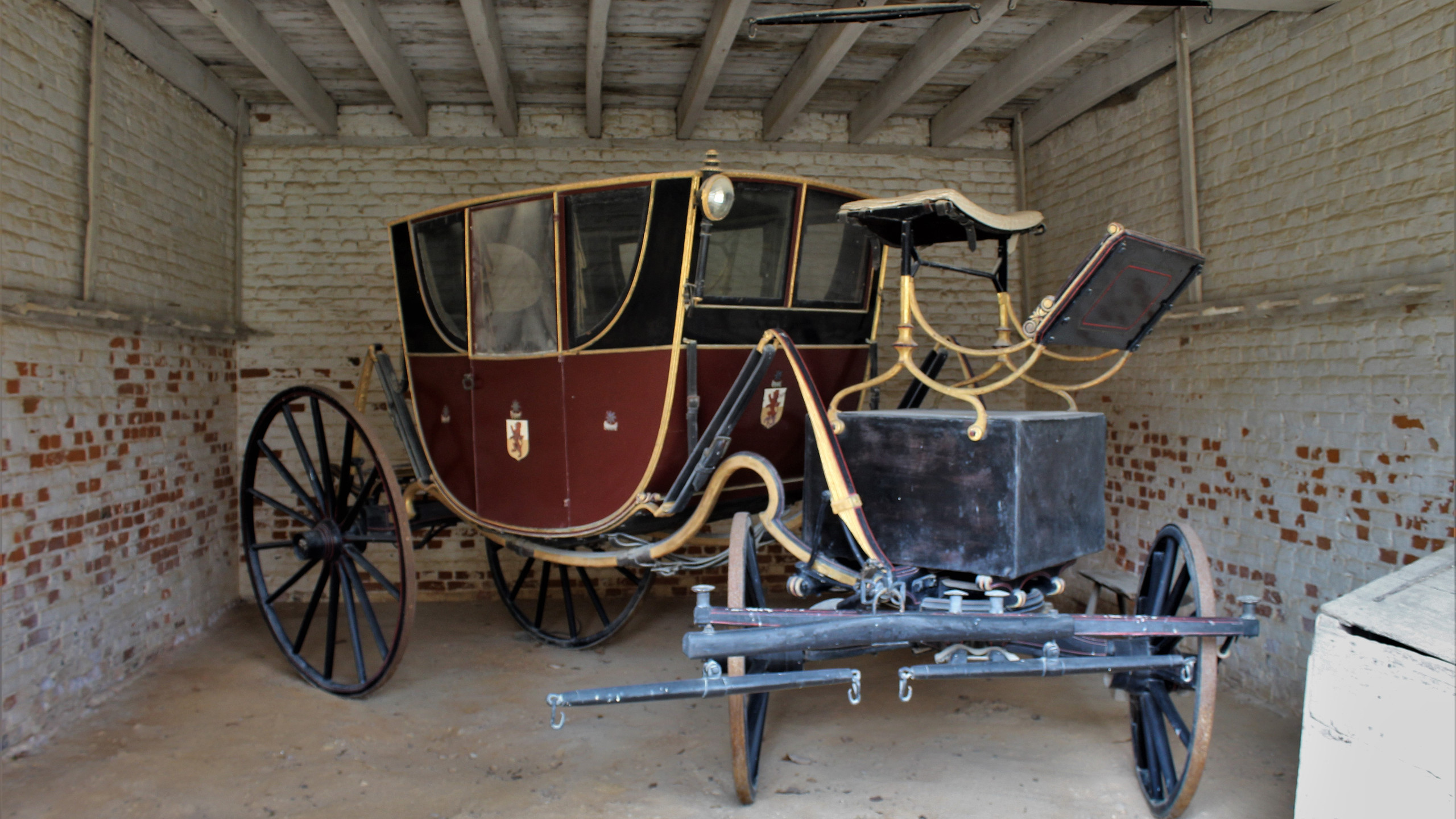 Washington's Carriage