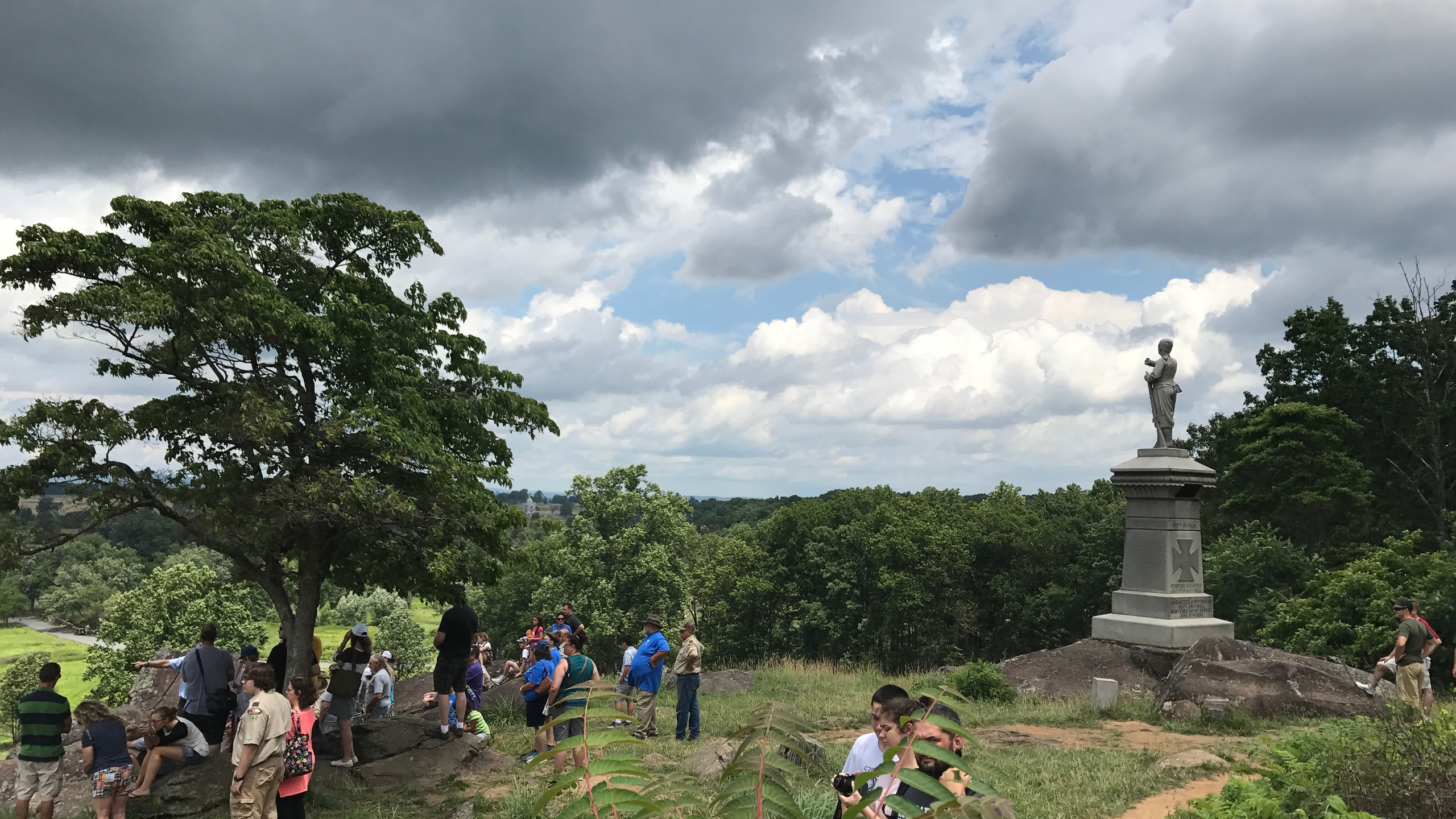 Another Shot of Little Round Top