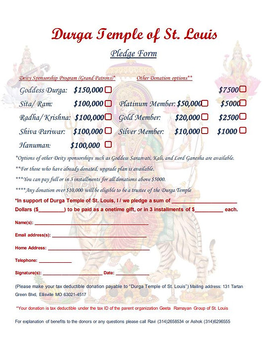 Updated Durga Pledge Form.JPG
