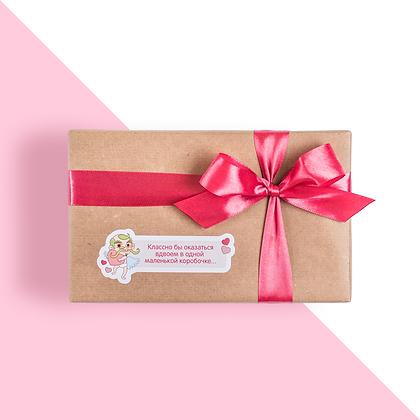 Мармеладный BOX с пожеланием