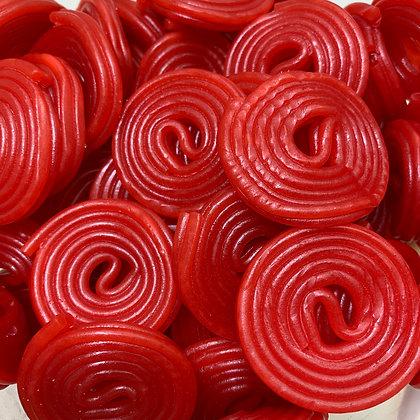 Клубничные спирали