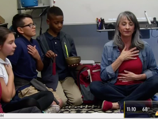 School Uses Mindfulness As Proactive Approach To School Safety