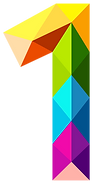 Colourful_Triangles_Number_One_PNG_Clipa