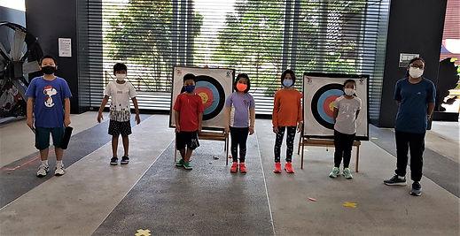 Pasir Ris Archery 15 Mar 2021