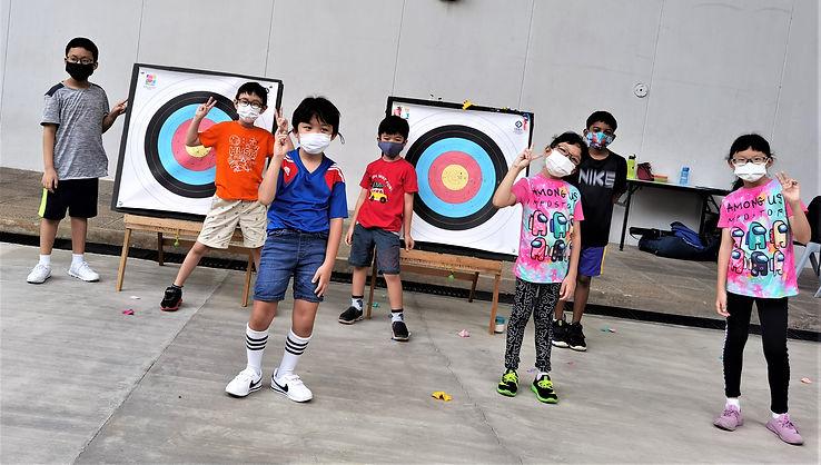 Yishun Archery 10 Sept 2021