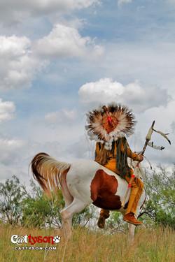Quanah Arrow Dedication 2015