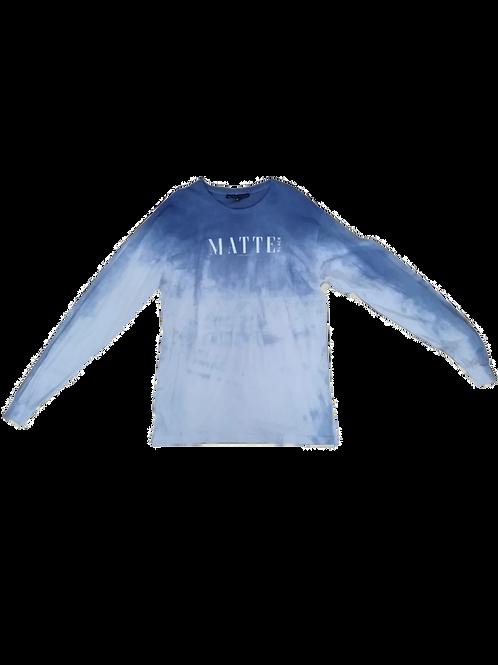 MENS Matte Black (Blue Liquid)