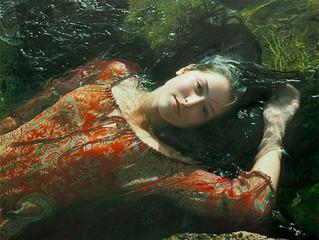 Потрясающие портреты женщин от фотореалиста Игаля Озери