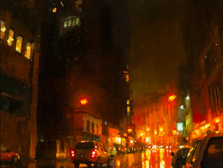 Современный американский художник Джереми Манн