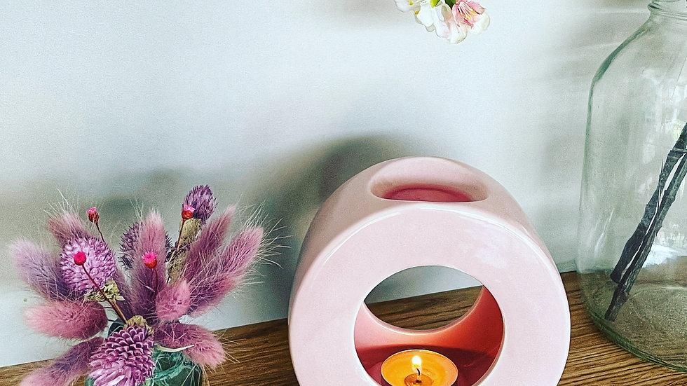 Pink Polo burner