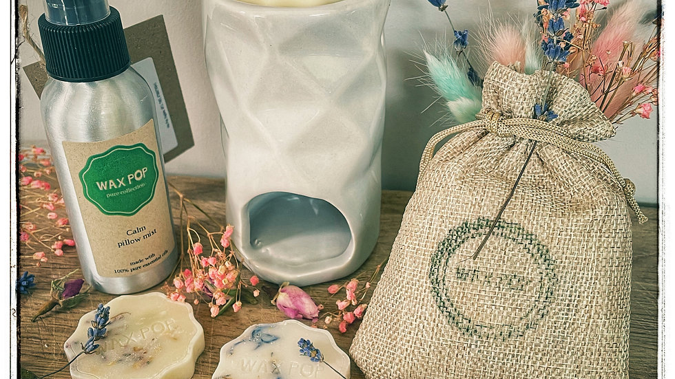 The Essential - Time To Unwind gift box