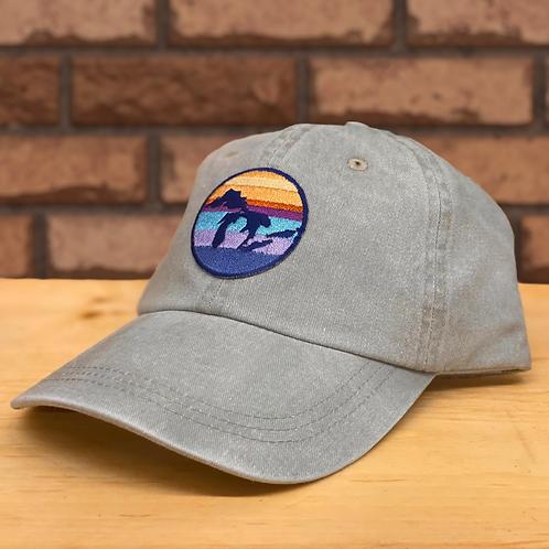 Great Lakes Twill Hat | Khaki