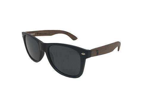 WearWood Black Walnut MICHIGAN Sunglasses