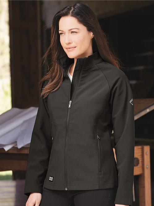 DRI DUCK - Women's Contour Soft Shell Jacket - 9439