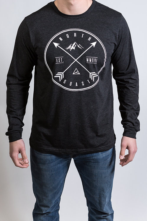 North Coast Arrows LS Tee