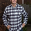 Thumbnail: U.P. Flannel | White/Red/Navy