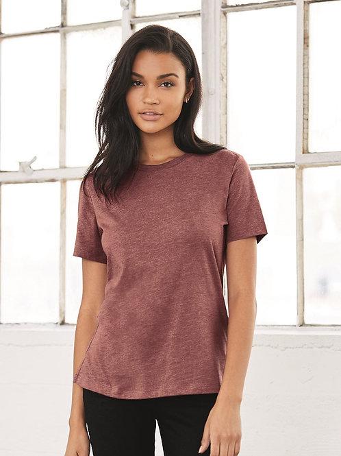 Bella + Canvas - Women's Relaxed Short Sleeve Jersey Tee - 6400