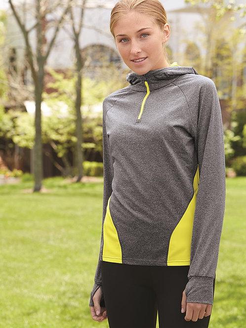 Augusta Sportswear - Women's Freedom Hooded Pullover Sweatshirt - 4812