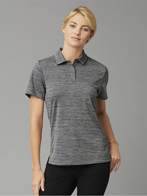 Prim + Preux - Women's Heather Pique Polo - 1989L