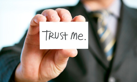 The Relationship Between Credibility & Top Performance
