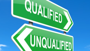 """Qualifying Sales Opportunity – Be Prepared to Say """"Next"""""""