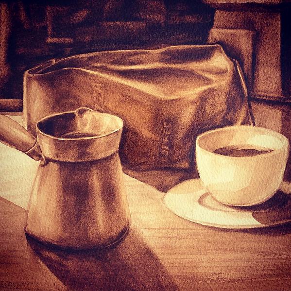 Watercolor Original