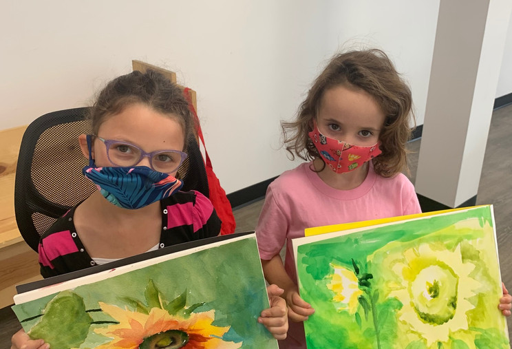 promising young artists