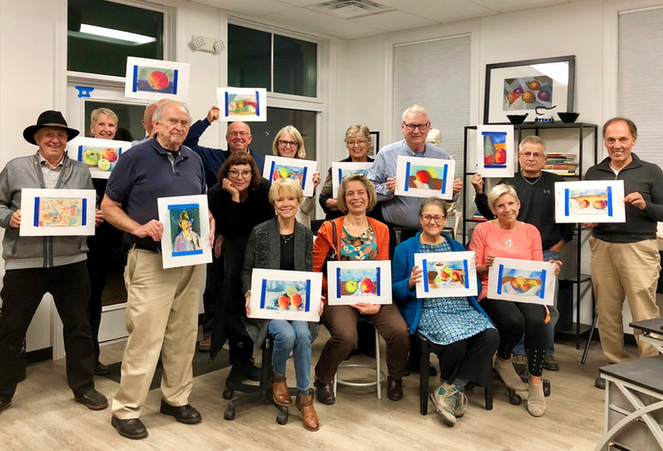 Art Social every 2nd Friday of the month