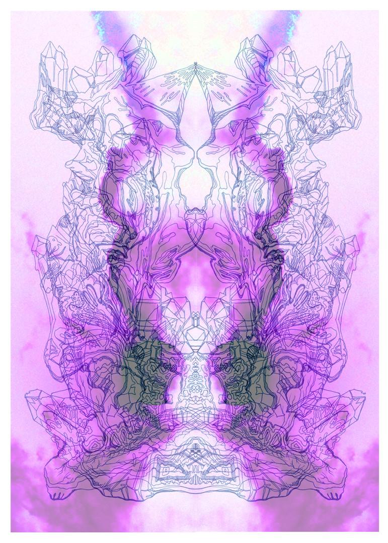 purple alien donnie darko