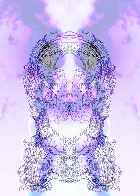 purple tree spirit