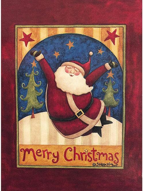 Merry Christmas Santa 28*40