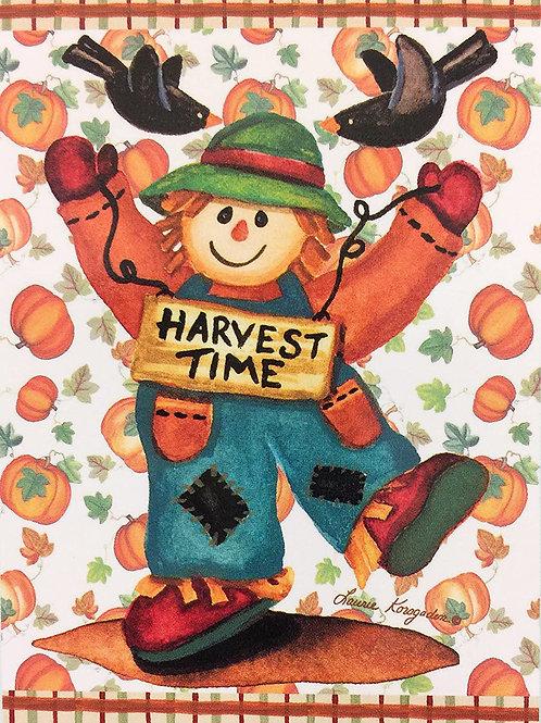 Harvest Time Scarecrow