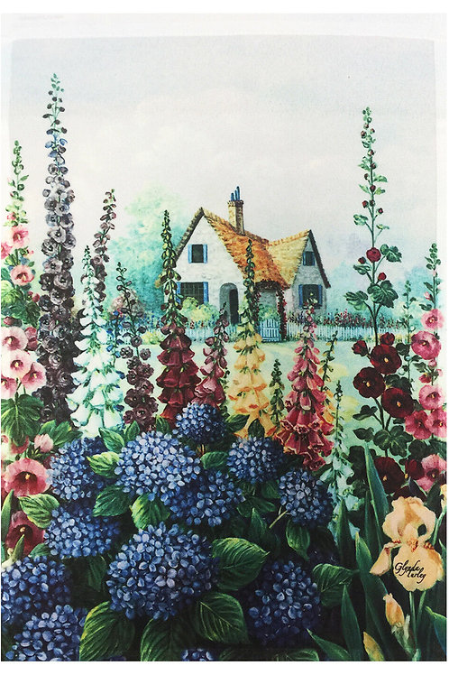 Flowers & Cottage