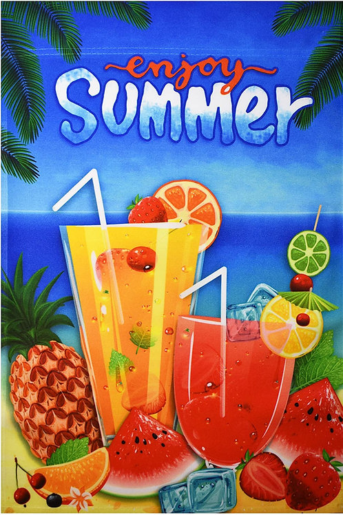 Enjoy Summer Drinks & Fruits