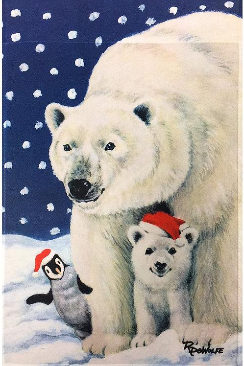 Polar Bears & Penguin