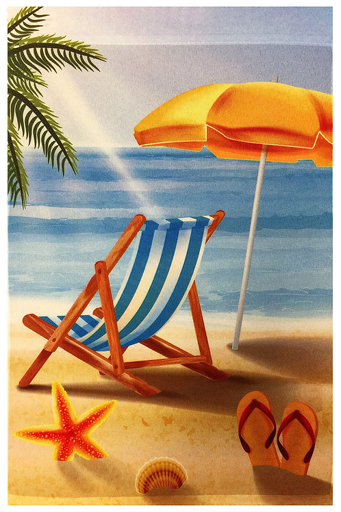 Relax on Beach Chair